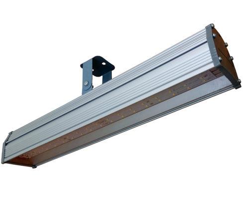 Ares AL - Накладной/подвесной промышленный светильник