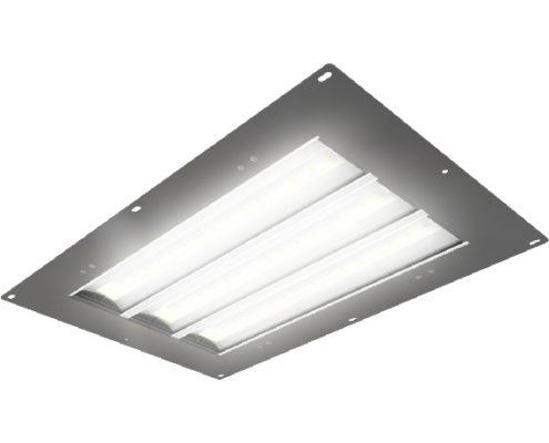 LED светильник для АЗС SENAT Phoenix 150W
