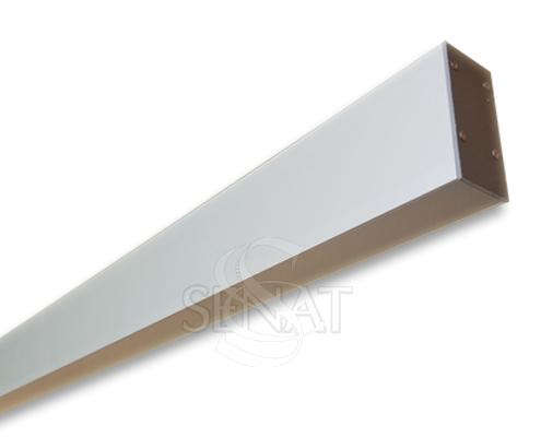Длинный подвесной LED светильник SENAT Hermes