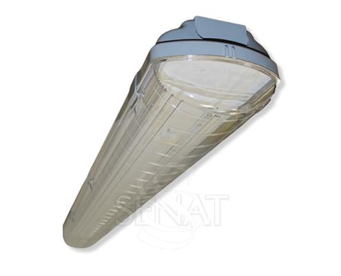 Промышленный светильник IP65 SENAT Ares прозрачный